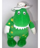 The Wiggles Dorothy the Dinosaur Singing Plush ... - $9.99
