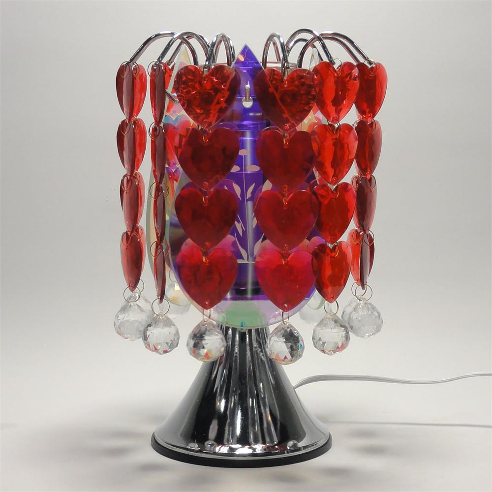 Hearts  Electric Glass Oil or Tart Warmer