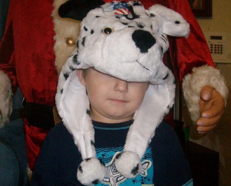 Critter Dalmatian Cap or Toboggan