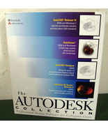 Autodesk Collection Includes AutoCAD Release 12 - $59.99