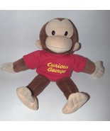 Curious George Applause Hand Puppet Monkey Red ... - $19.77