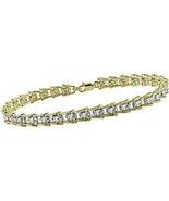 ParisJewelry.com 10k Gold 1ct TDW Diamond Tenni... - $609.00