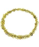 ParisJewelry.com 14k Italy Yellow Gold Round Ta... - $899.00