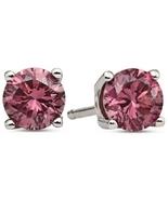 ParisJewelry.com 3/4 Carat Pink Diamond 14K Whi... - $679.00