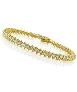 ParisJewelry.com 14k Solid Yellow Gold 3 Carat ... - $900.00
