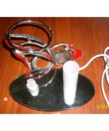 Electric Motor and Glass Mirror For Use With Th... - $6.00