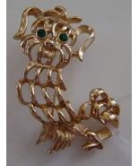 Pin. Avon Gold Pekingese Dog - $15.00