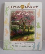 Thomas Kinkade Child's Garden of Verses Book