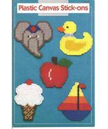 Plastic Canvas Stick-Ons 14 Designs Annie's Attic - £4.82 GBP