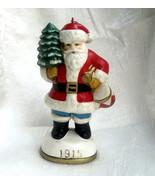 Christmas Eve Inc Santa Claus Figurine Ornament... - $18.99