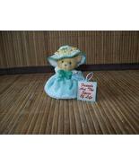 2001 Cherished Teddies  Lady in Green