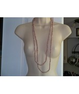 Cultured Fresh Water Pink Pearls 76