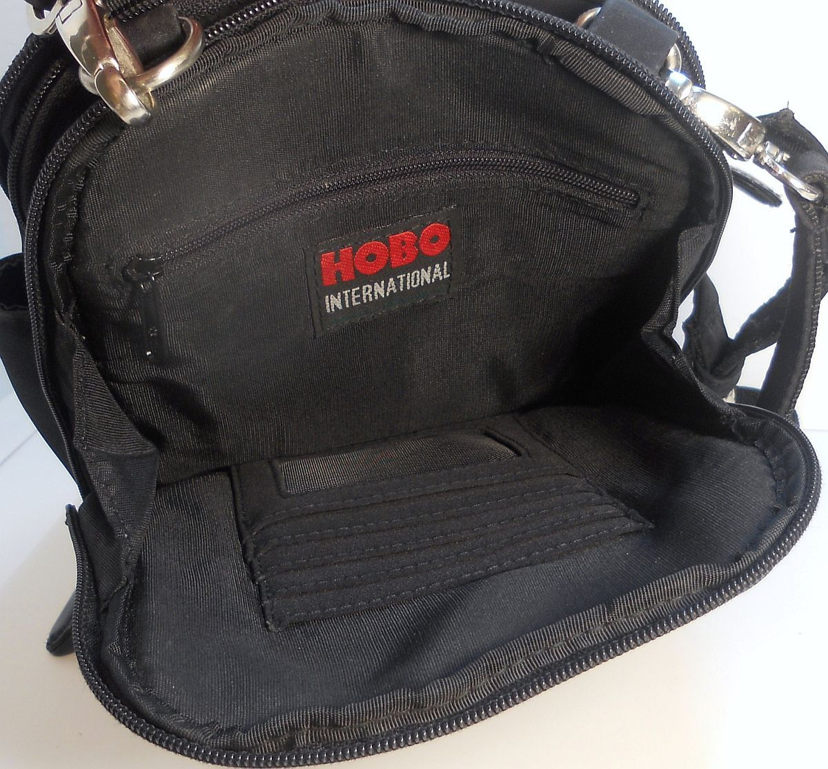 Hobo International Crossbody shoulder organizer travel bag