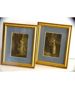 Two Hand colored Engravings of Cries of London ... - $80.00