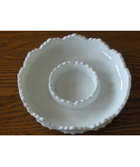 Fenton Milk Glass Hobnail Ashtray  - $24.97