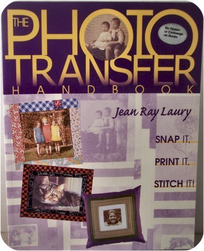 The Photo Transfer Handbook