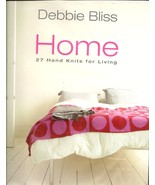 Debbie Bliss Home 27 Hand Knits for Living Knit... - $8.00