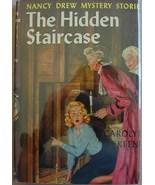 Nancy Drew #2 THE HIDDEN STAIRCASE 1959D-82 hcd... - $21.00