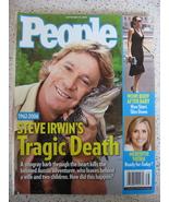 People Magazine September 18, 2006 Steve Irwin ... - $5.00