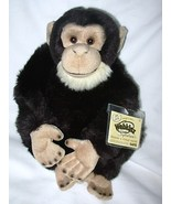 Webkinz Signature Chimpanzee WKS1002 Plush Seal... - $11.99