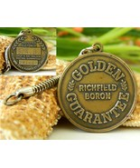 Richfield Boron Gasoline Golden Guarantee Retur... - $19.95