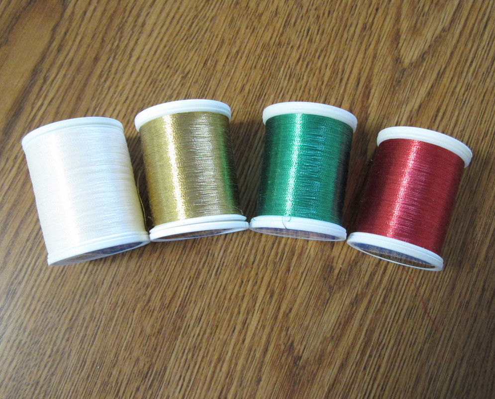 Sulky King Size Metallic Thread 1000 yards