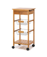 Osaka Rolling Kitchen Cart - $80.00