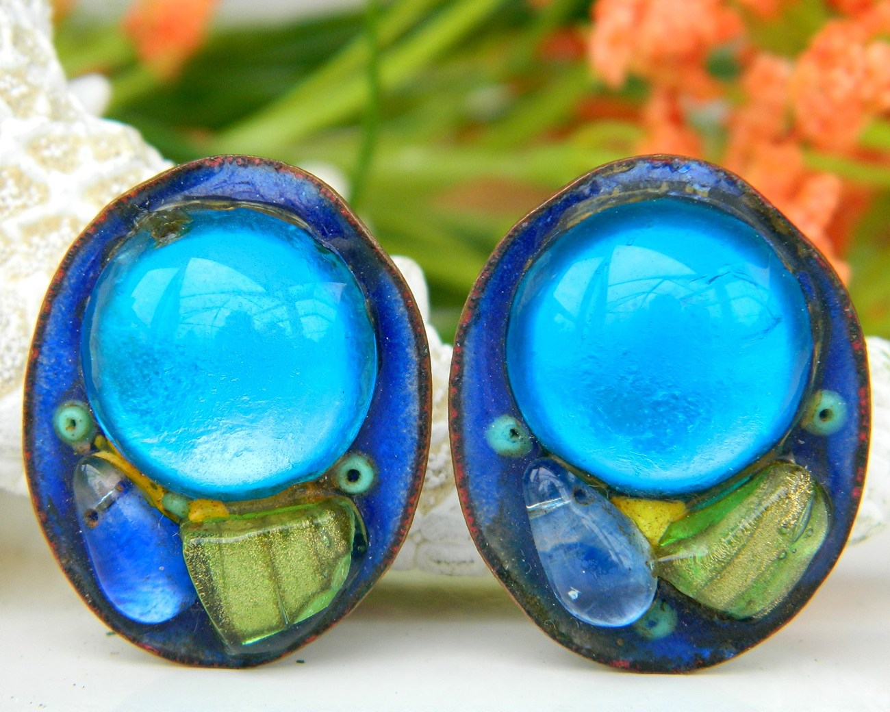 Vintage_andree_bazot_modernist_paris_france_enamel_earrings