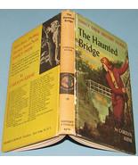 Nancy Drew #15 The Haunted Bridge 1937 Text First 1st PC - $5.99
