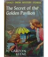 Nancy Drew #36 SECRET OF THE GOLDEN PAVILION 19... - $40.00