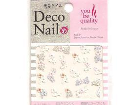 3D Design Nail Art Stickers  Group 4