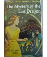 Nancy Drew #38 THE MYSTERY OF THE FIRE DRAGON 1... - $125.00
