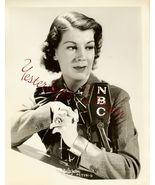 VINTAGE Franc HALE NBC ORG Ray Lee Jackson B&W ... - $14.99