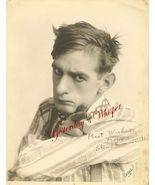 Young Slim SUMMERVILLE Hand Autographed Evans L... - $195.00