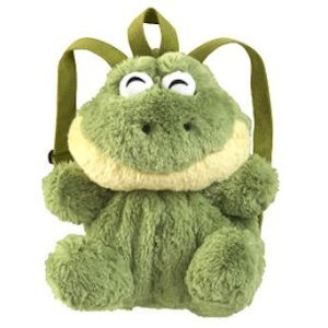 Pillow Pet Frog Backpack