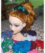 Scrunchy  Scrunchies Hair Handmade Lot - $8.99