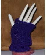Goth Mens Fingerless Gloves Hand Warmers  For T... - $10.00
