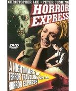Horror Express 1972 DVD Widescreen Peter Cushing - $8.00
