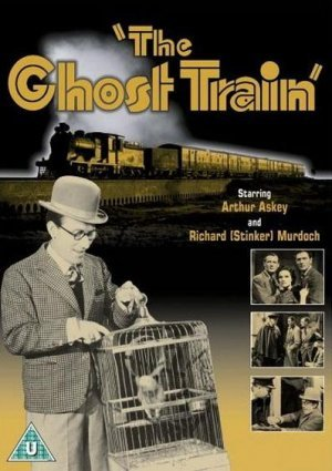 The Ghost Train 1941 DVD Rare British Horror