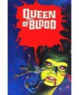 Queen Of Blood 1966 DVD John Saxon Widescreen - $8.00