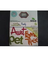 Making Memories Slice Design Card Words and Exp... - $29.99