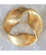 Elegant Napier Mid Century Modern Golden Textur... - $14.95