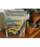 The Motor Girls MYSTERY OF THE ROAD #1 Margaret... - $9.99