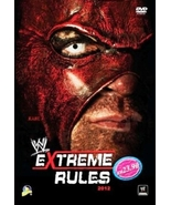 new DVD WWE 2012 Extreme Rules pay Per View English
