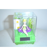 Solar Tinkerbell Disney Animated Fluttering Wings Tinker Bell Doll