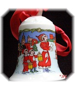 Hutschenreuther Ole Winther 1996 Christmas Bell... - $25.05