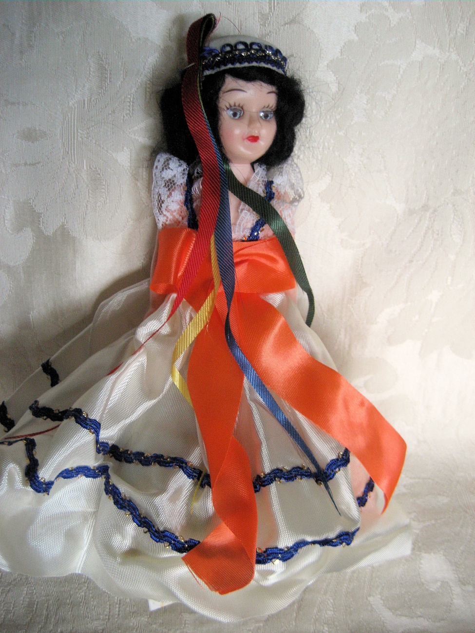 Vintage International 7 inch Costume Doll