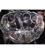 TIFFIN FRANCISCAN MOON AND STARS PUNCH BOWL, LA... - $155.00