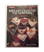 Bread Cloths for Christmas Cross Stitch Leisure... - $1.99