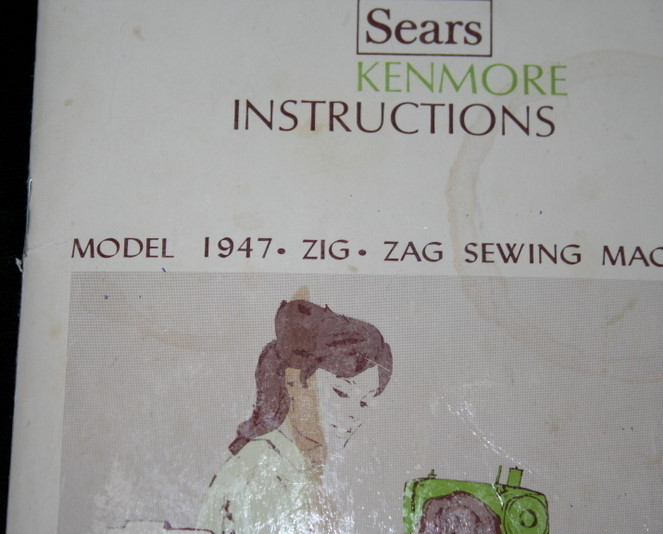 Sewing Machine- Kenmore-Appliances-Sewing  Garment Care-Mechanical